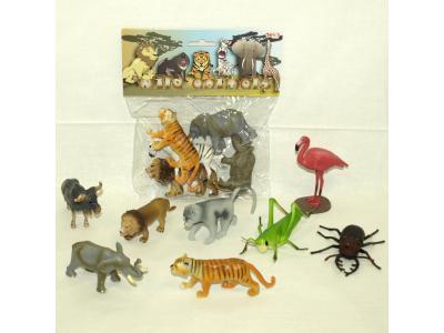 Živali-3 vrste